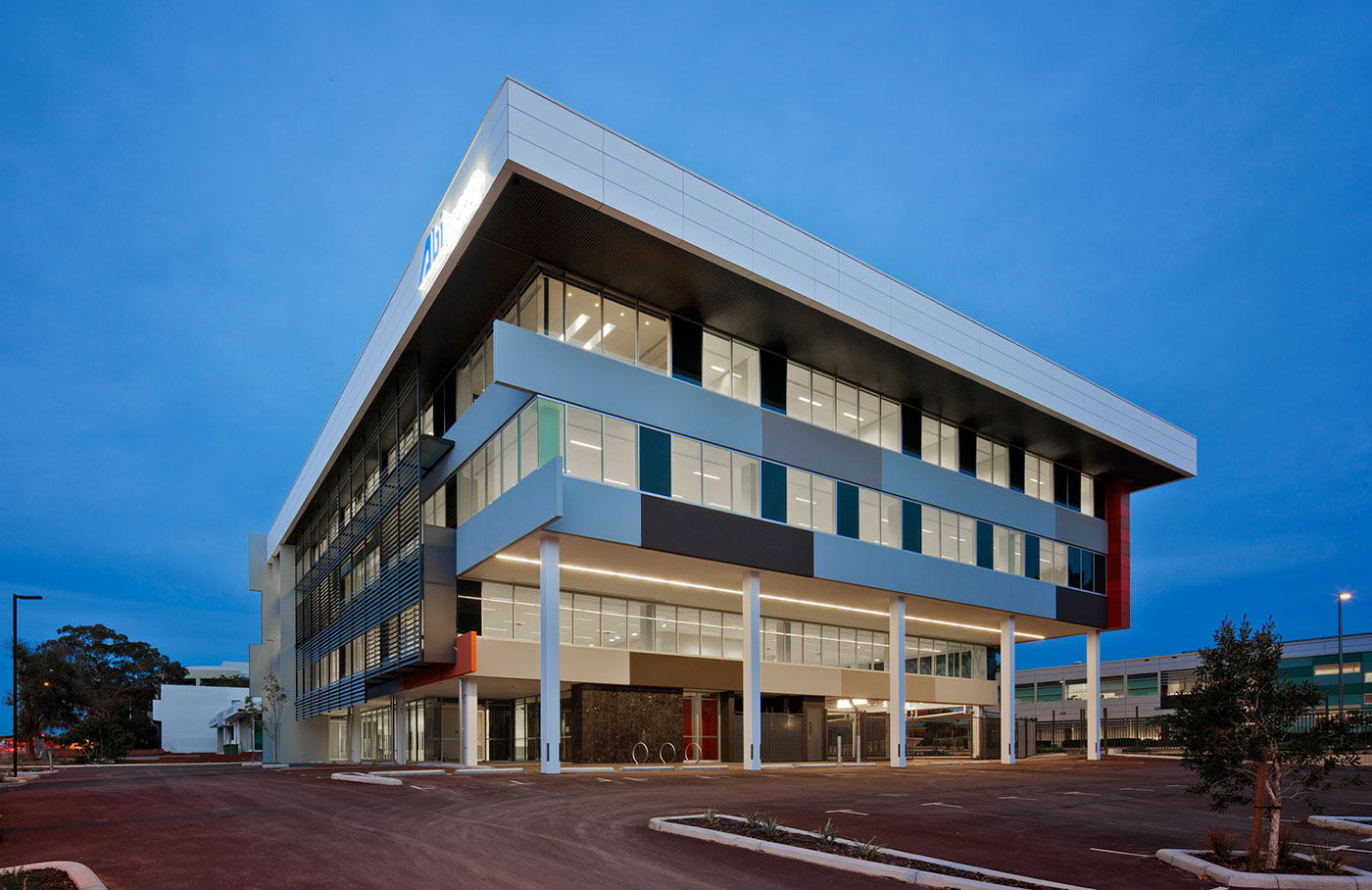 Eastlink Office Park, Belmont