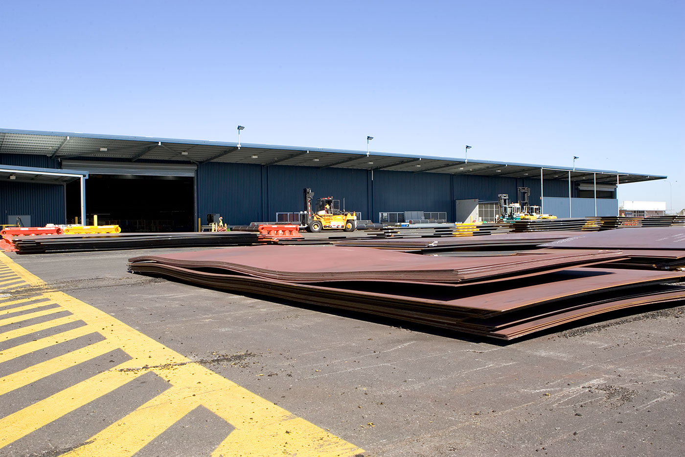 BlueScope Steel Process Facility : Image 4