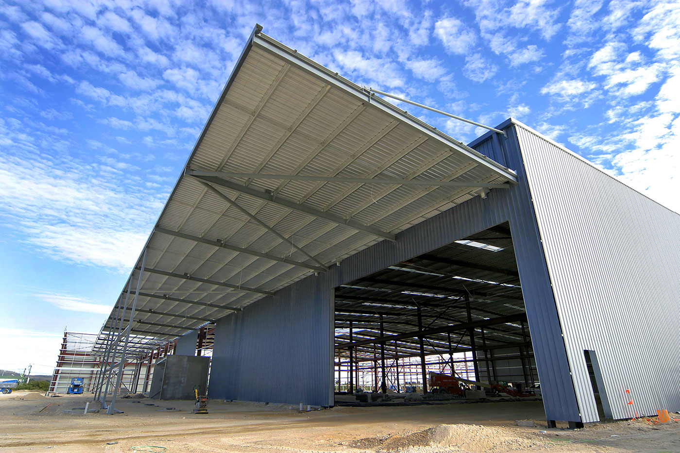 BlueScope Steel Process Facility : Image 3