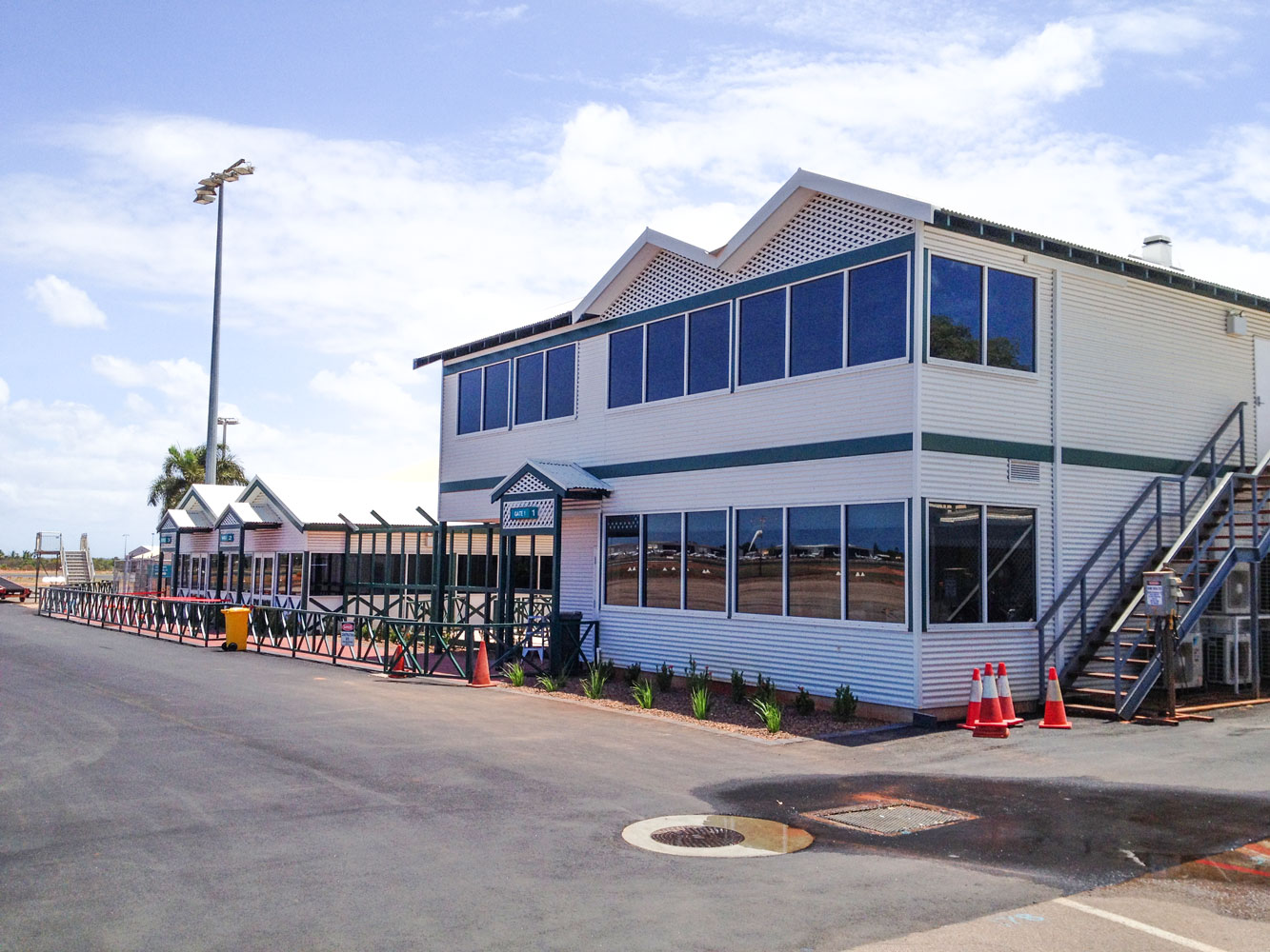 Broome International Airport Terminal Expansion