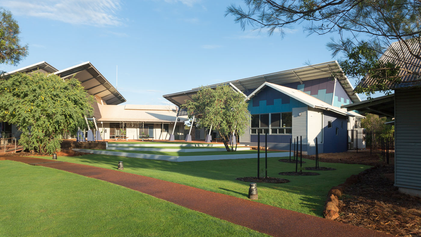 Broome Residential College - Stage 2