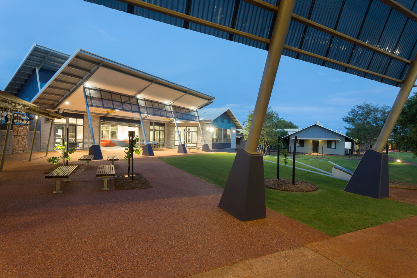 Broome Residential College - Stage 2 : Image 3