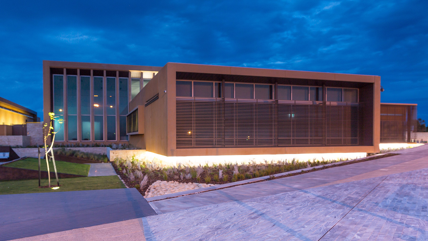 2015 MBA Award - Carnarvon Police and Justice Complex