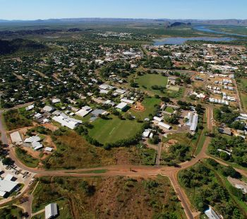 East Kimberley Development Package  - Education and Training works