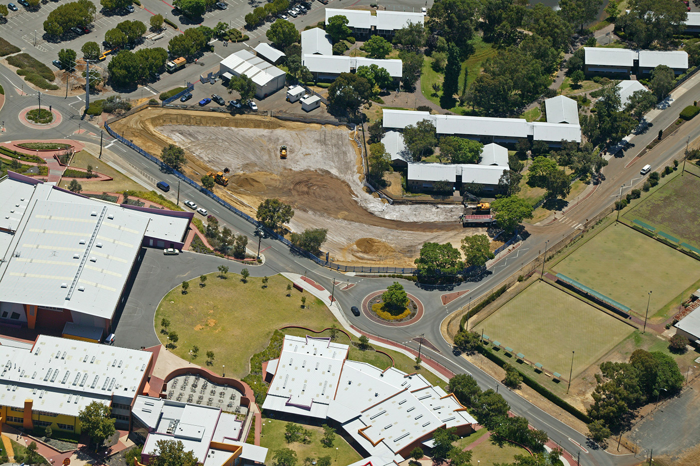 Edith Cowan University, Mount Lawley