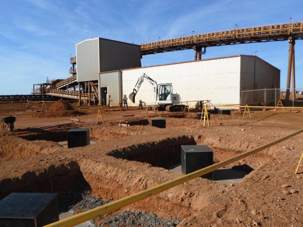 Fortescue Metals Group - Sample Preparation Building