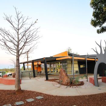 2016 MBA Award - Fitzroy Crossing Courthouse