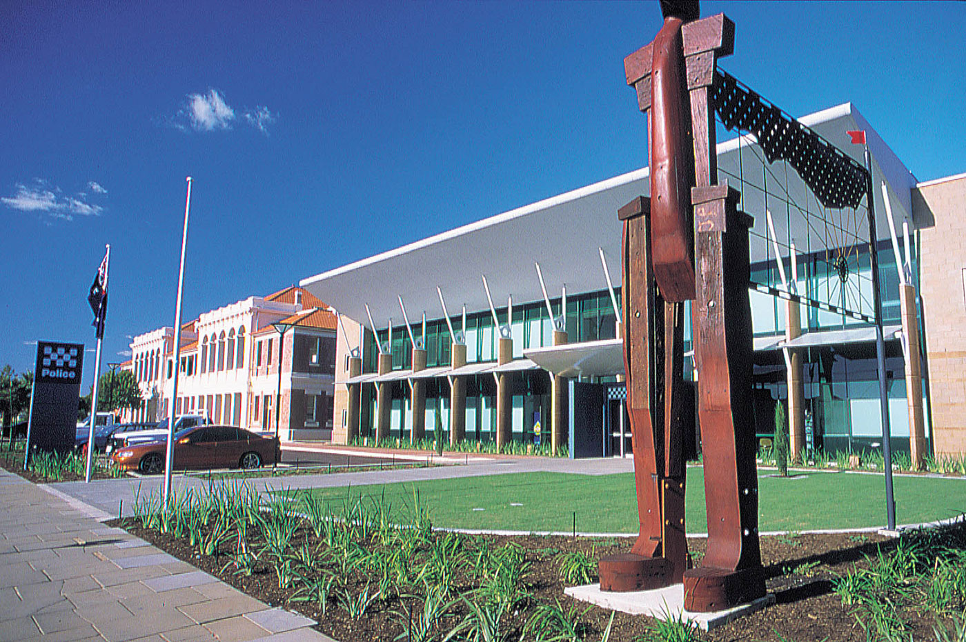 Geraldton District Police Complex