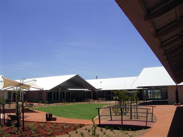 2007 MBA Award - Hedland Health Campus (Karlarra House)