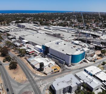Karrinyup Shopping Centre Redevelopment - Road & Infrastructure Network Upgrades