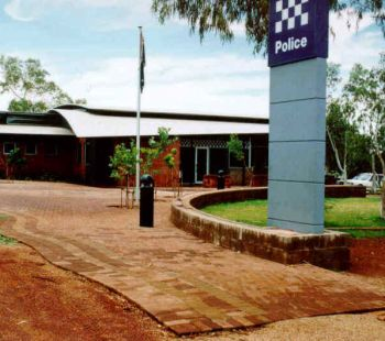 Kununurra & Halls Creek Police Stations and Courthouses