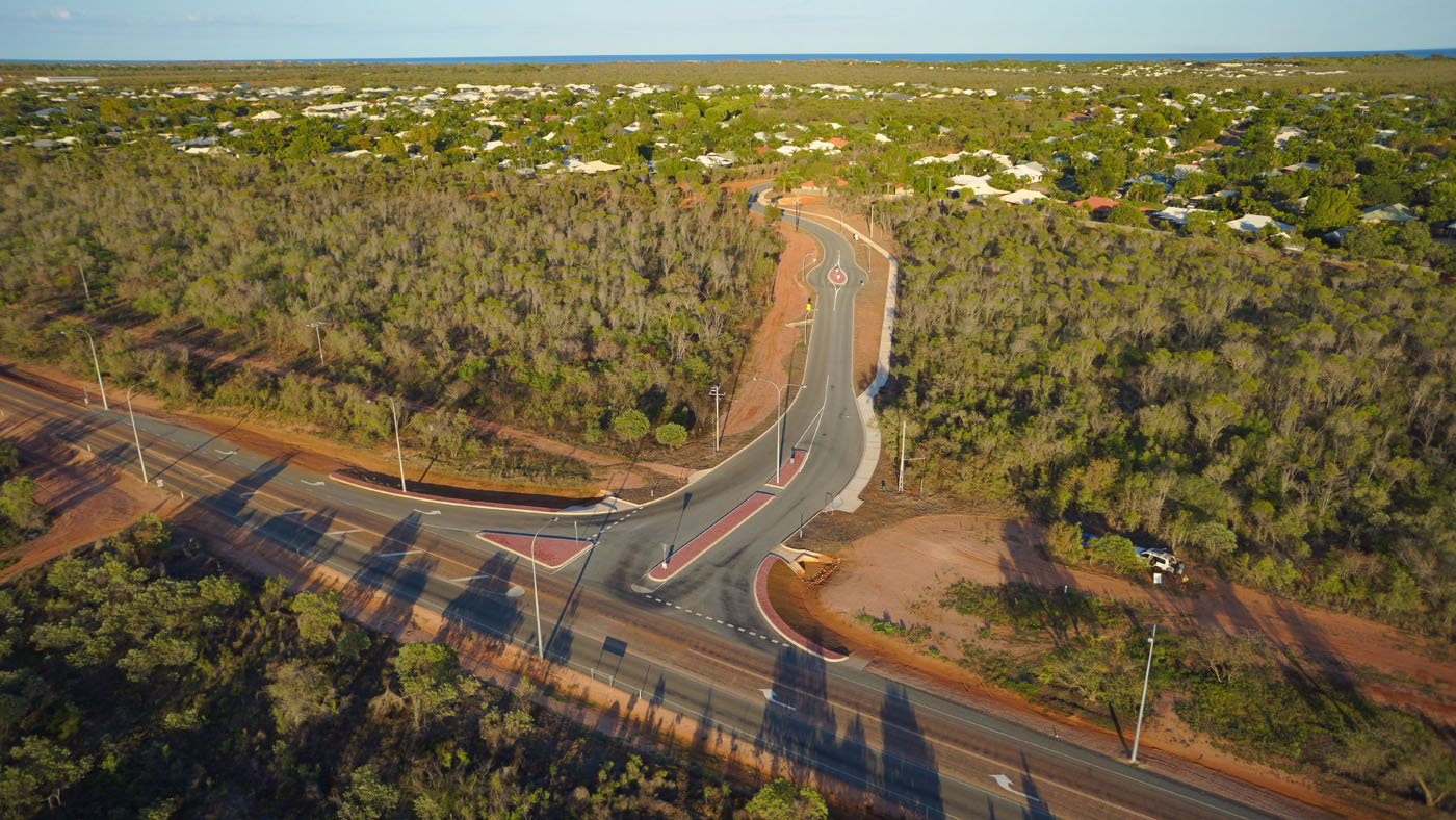 Lorikeet Drive Extension