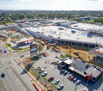 Mandurah Forum Shopping Centre Redevelopment