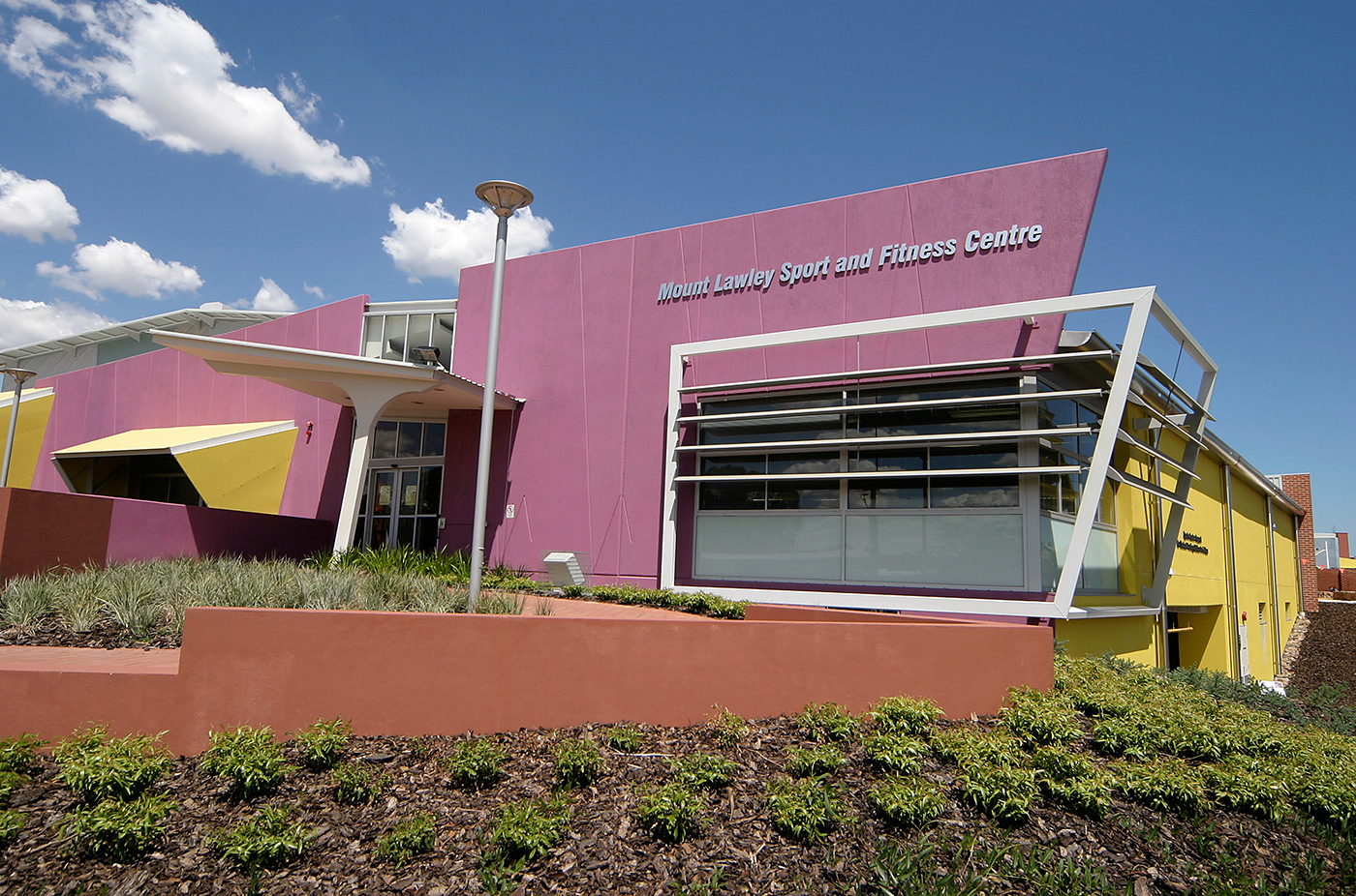 2005 MBA Award - Mt Lawley Senior High School Recreational Centre