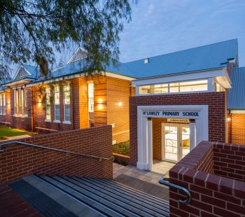 2016 Heritage Award - Mt Lawley Primary School