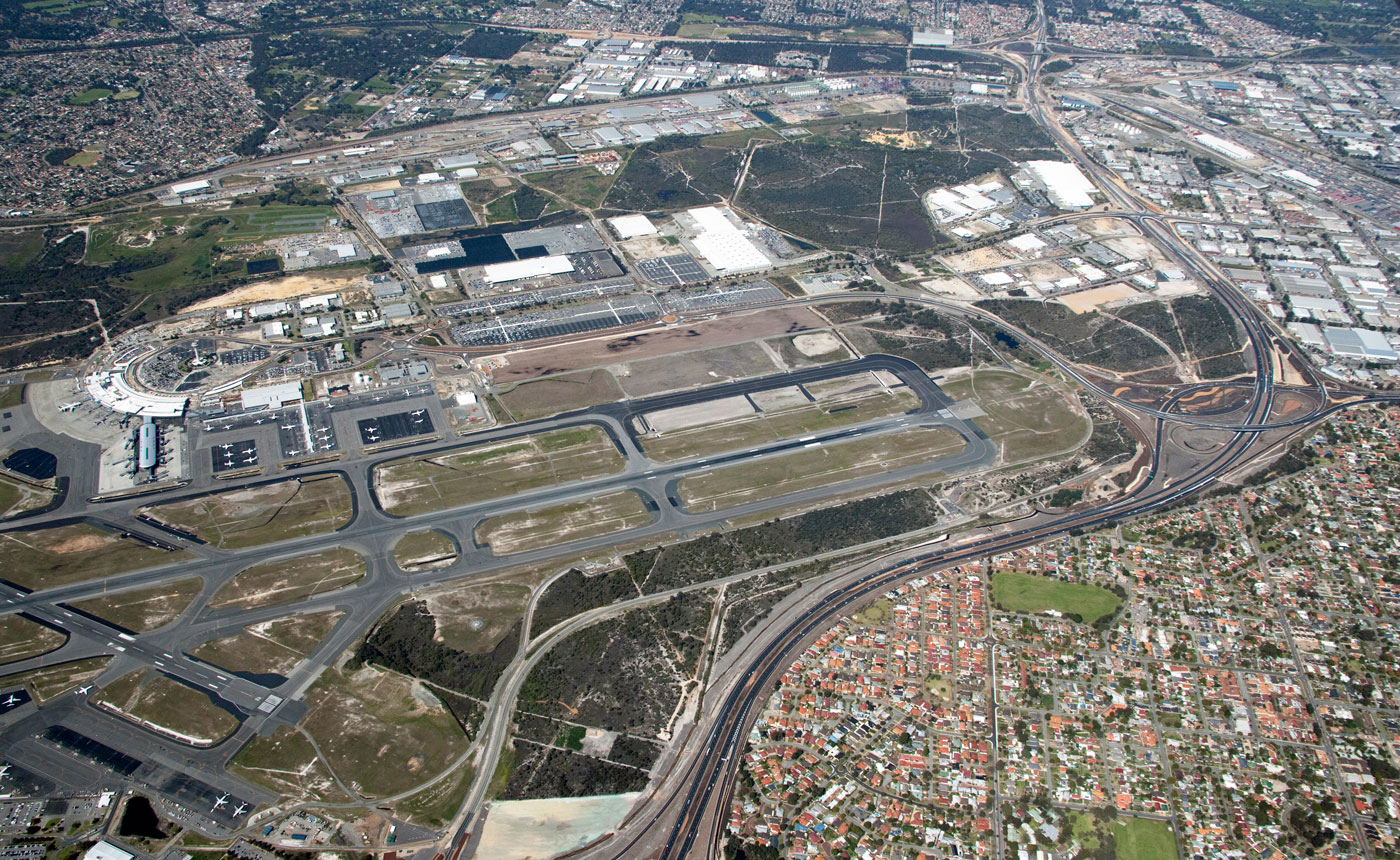 Perth Airport Terminal 2 Parking Expansion Project