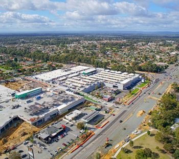 Pinjarra and Mandurah Road Upgrades