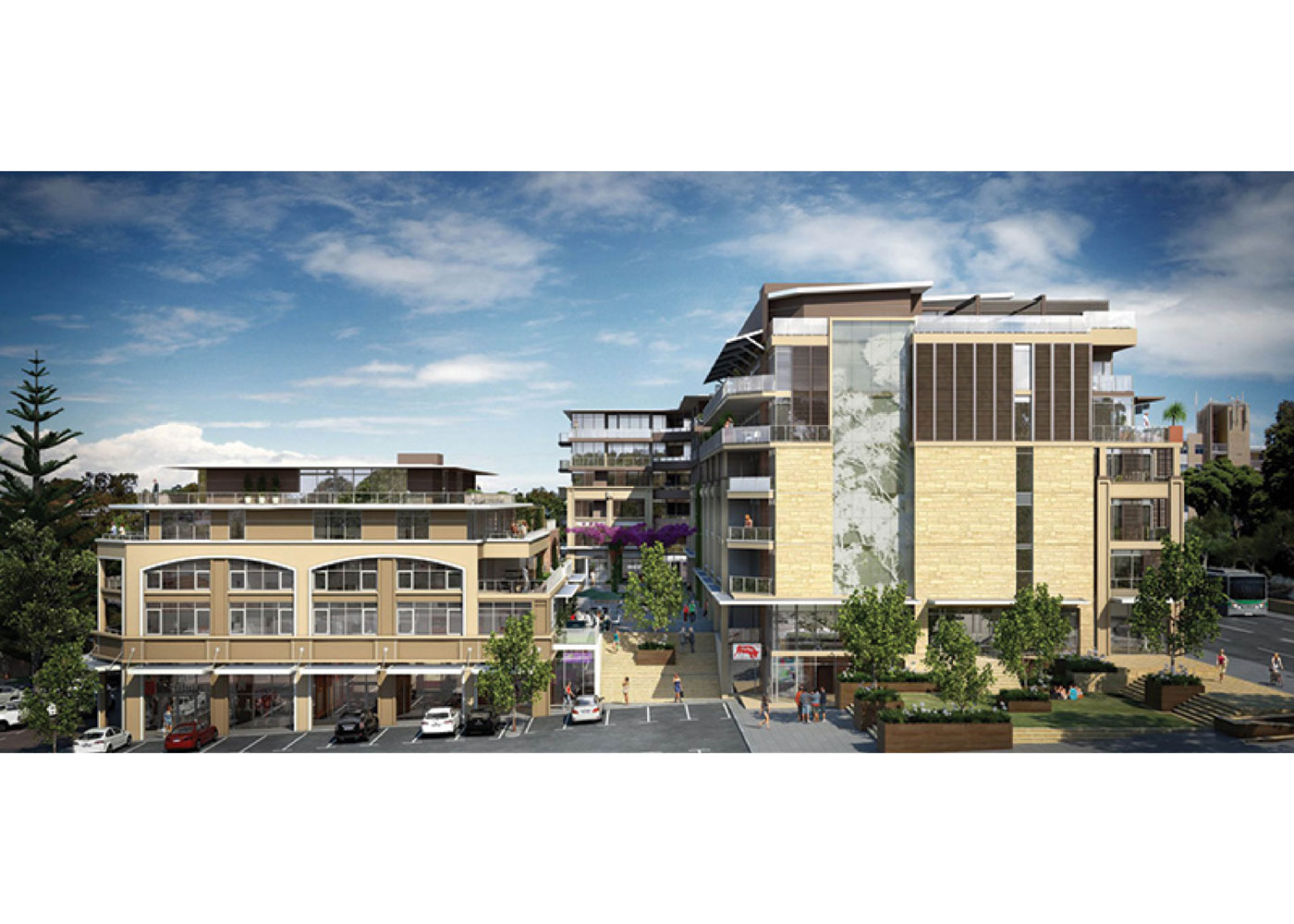 Richmond Quarter Mixed Use Development