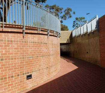 Scotch College Underpass