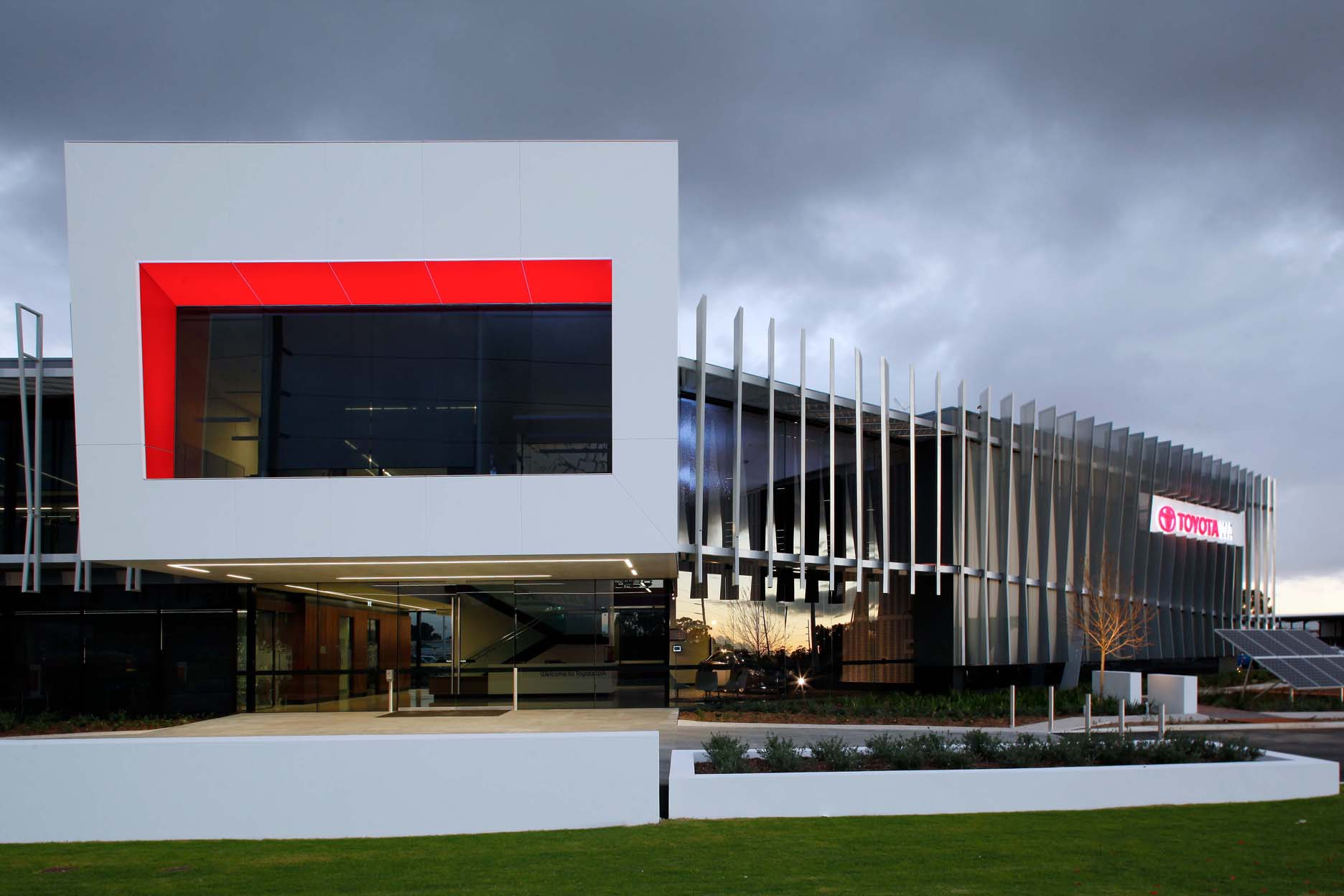 Toyota WA Head Office
