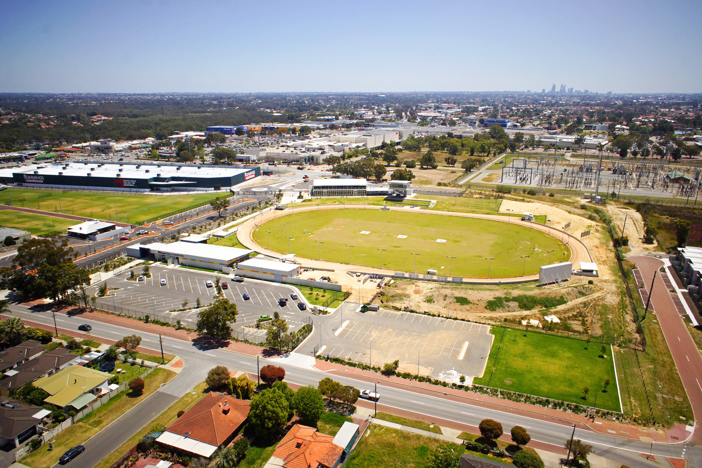WAGRA New Greyhound Racing Facility