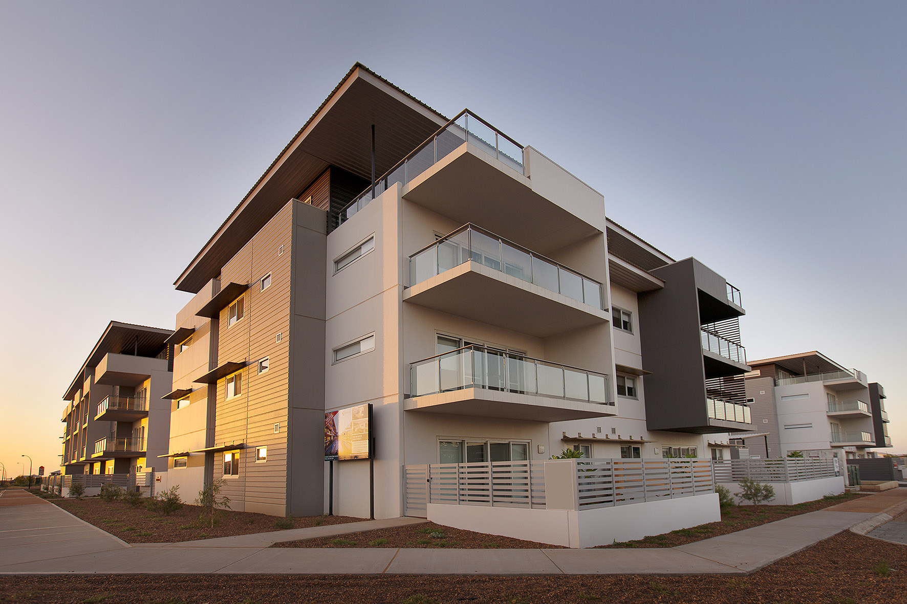 2014 MBA Award - Wagari Drive Apartment Development