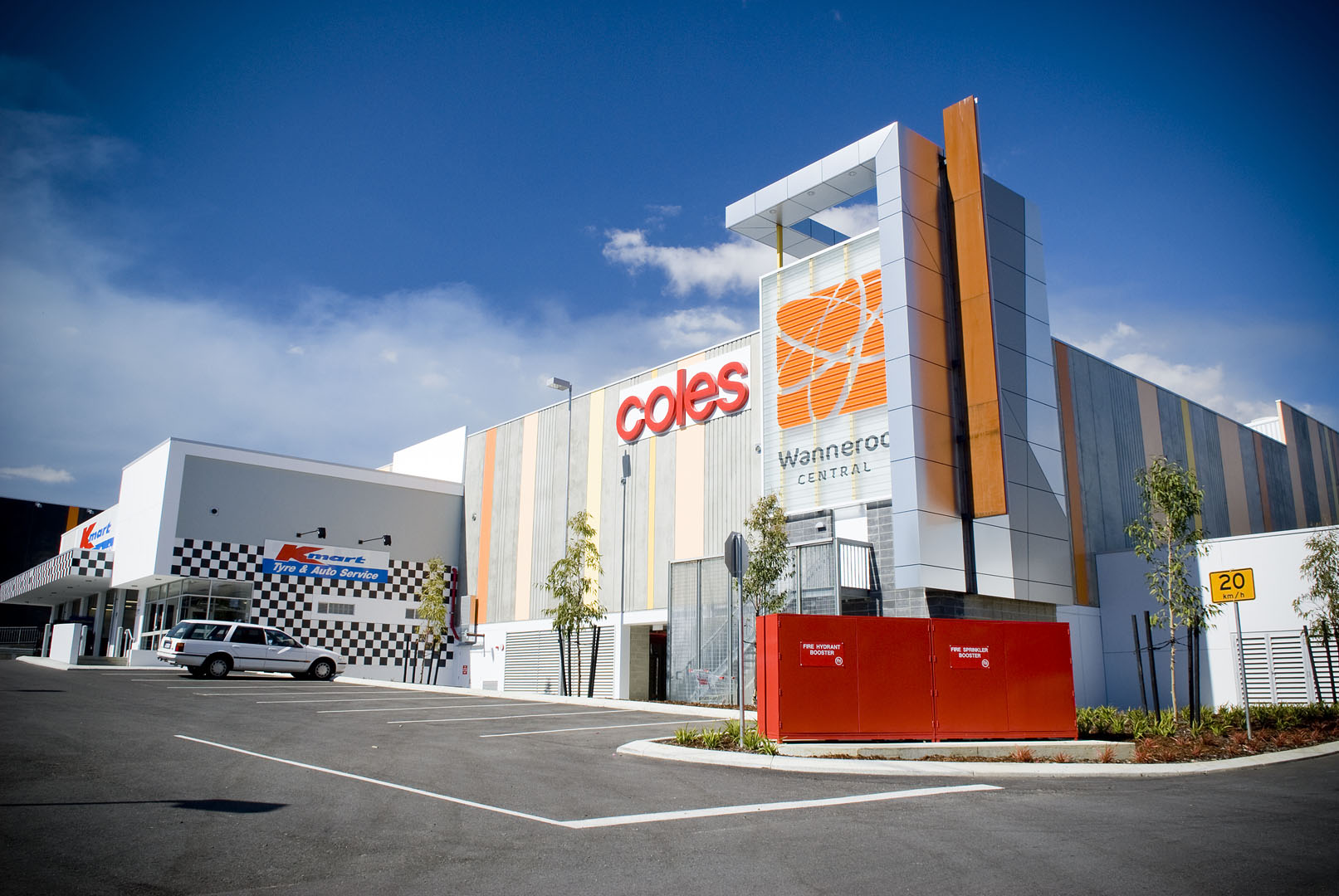 Wanneroo Central Shopping Centre