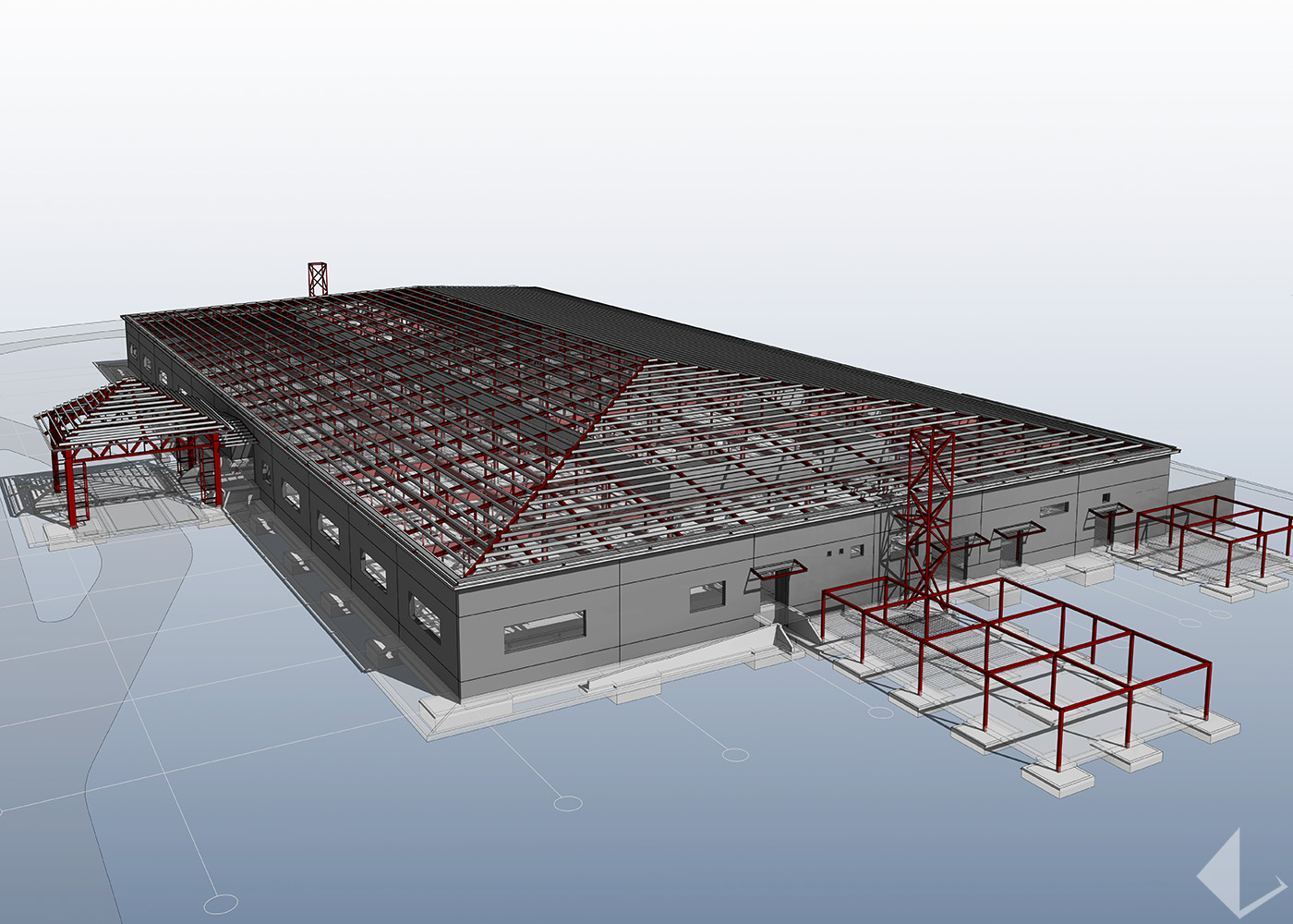Wheatstone Project LNG Plant - Non Process Infrastructure Buildings : Image 5